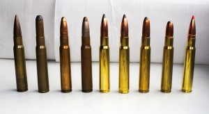 8x60S: FMJ browning / SP browning / Hmantel RWS / Hmantel RWS / Reloaded Sierra / Reloaded Nosler / Reloaded Alaska / Reloaded RN / Reloaded SST